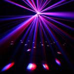 Disco- och festljus